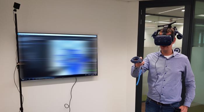 VR-review als onderdeel van het ontwerpproces